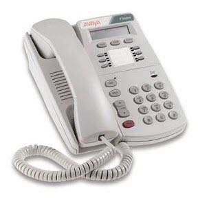 AVAYA 4606 IP telefoon wit