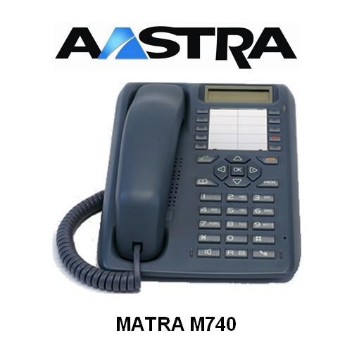 Aastra (EADS) Digitale telefoon Matra M740 voor NeXspan PBX