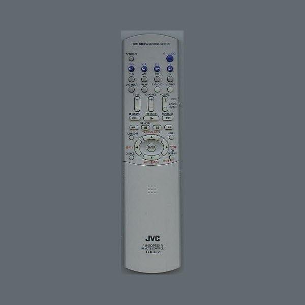 Afstandsbediening JVC RM-SQPES1R