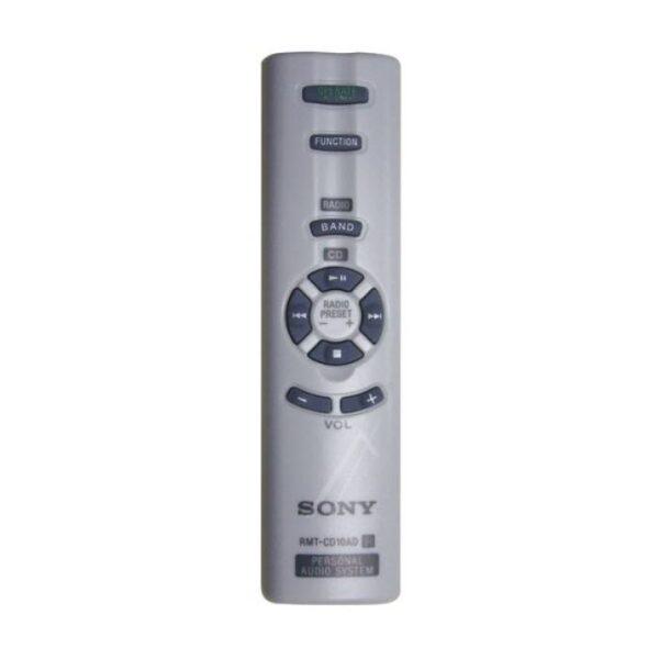 Afstandsbediening Sony rmt-cd10ad