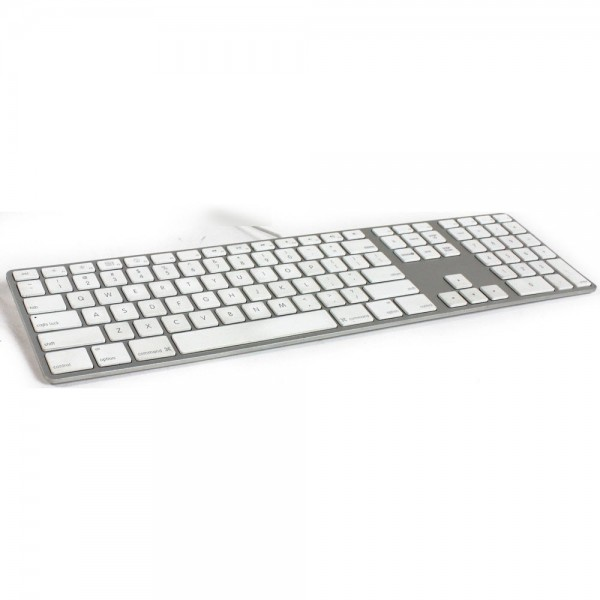 Apple iMac Wired A1243 Aluminum Keyboard