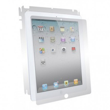 BodyGuardz UltraTough Full Body Clear iPad 2