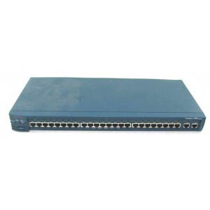 Cisco Catalyst 1900 Series 24 Port Managed Ethernet Switch WS-C1924-R