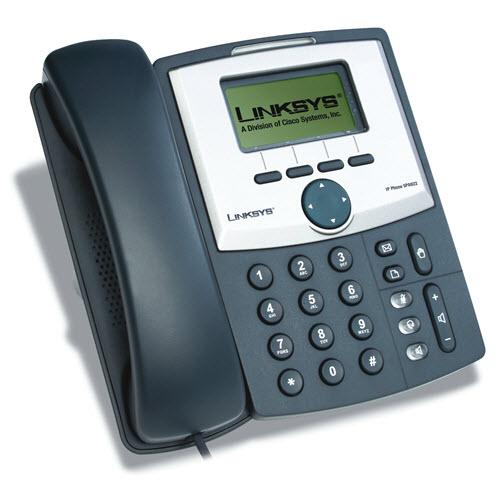 Cisco Linksys SPA922 SPA 922 SPA-922 1-lijns IP Phone 1xSIP
