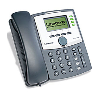 Cisco Linksys SPA942 IP telefoon
