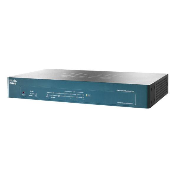 Cisco SA 520 SA520 Security Appliance Firewall