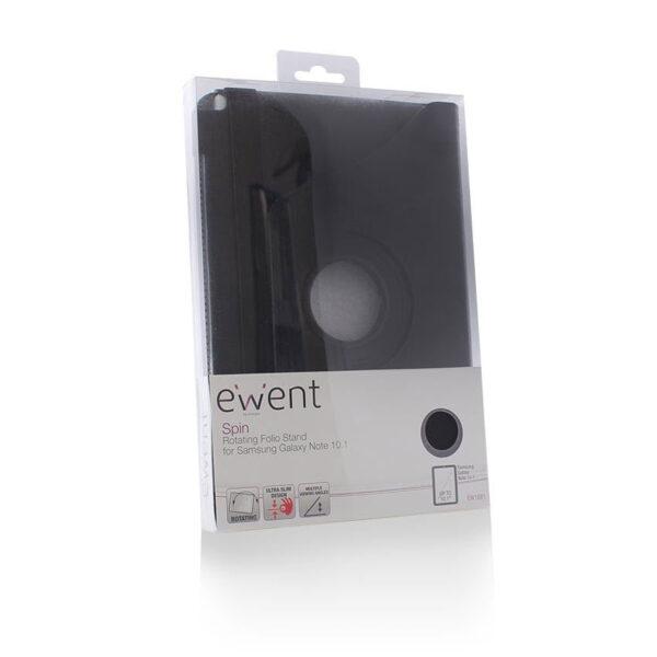 Ewent EW1681 Roterende cover voor Samsung Galaxy Note 10.1
