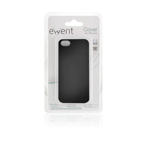 Ewent ew1410 cover zwart voor iPhone 5
