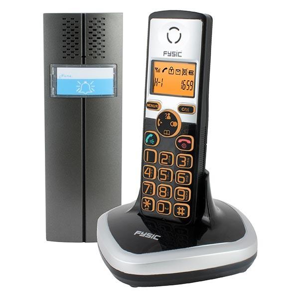 Fysic FX 5107 Big Button Dect telefoon met deurbel