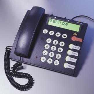 Humantechnik Flashtel Comfort big button telefoon