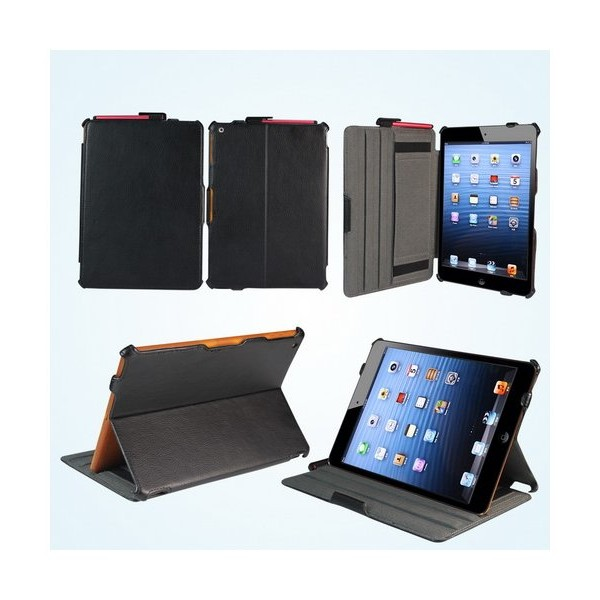 JIBI BOOK CASE WITH STAND FOR IPAD AIR 3