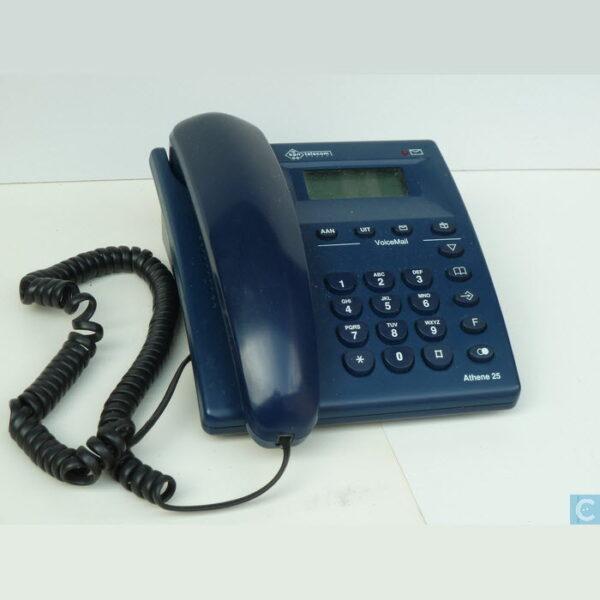 KPN Athene 25 blauw telefoon toestel