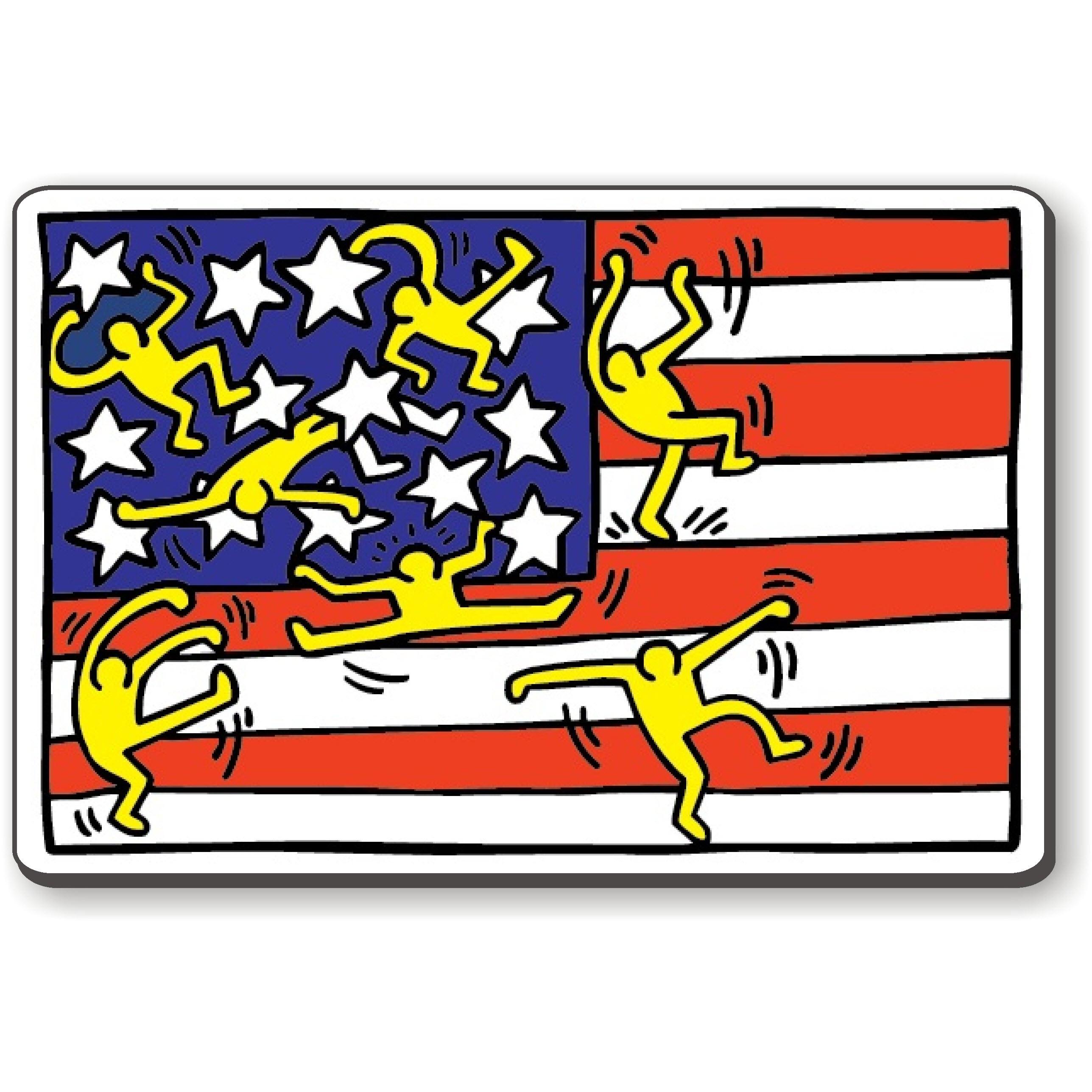 Keith Haring Muismat Mousepad Eminent KH50103