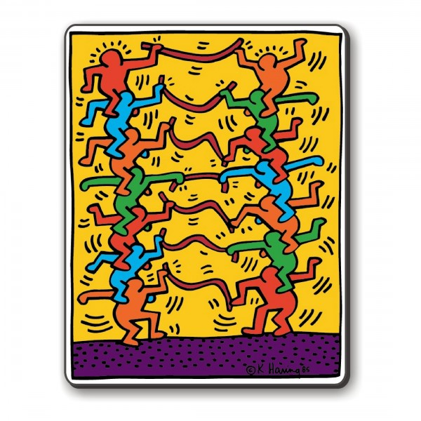 Keith Haring Muismat Mousepad Eminent KH50104