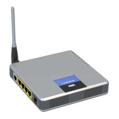 Linksys WAG200G Wireless-G ADSL-gateway