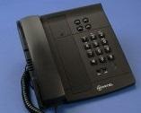Mitel Millennium 110 digitale telefoon donker grijs