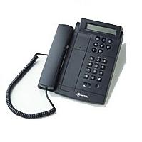 Mitel Millennium 250 digitale telefoon donker grijs