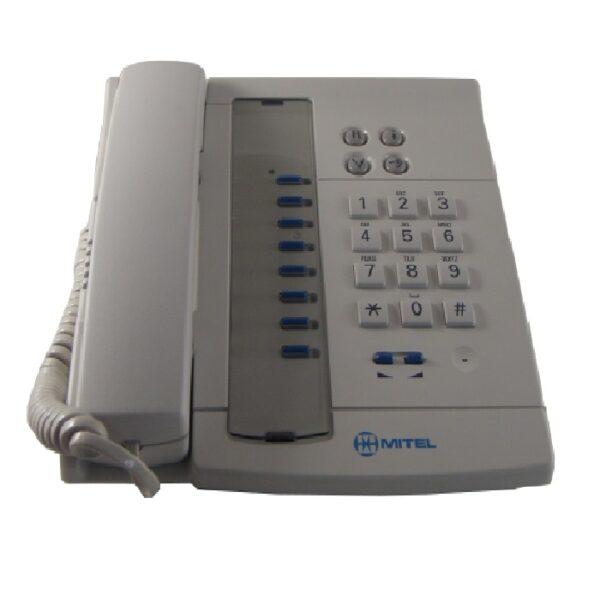Mitel Millennium M210 digitale telefoon licht grijs