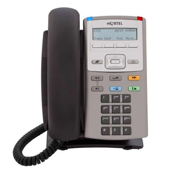 Nortel Avaya IP telefoon 1110