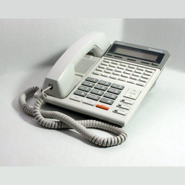 Panasonic KX-T7230 White XDP telefoon