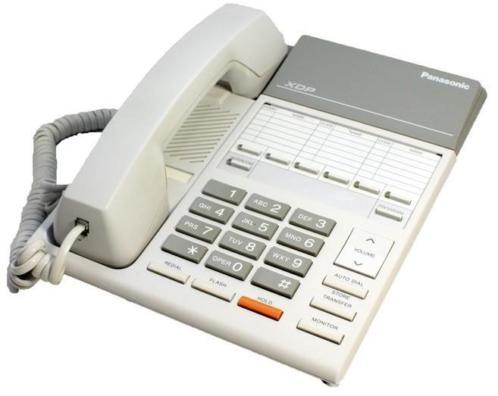 Panasonic KX-T7250 systeemtelefoon