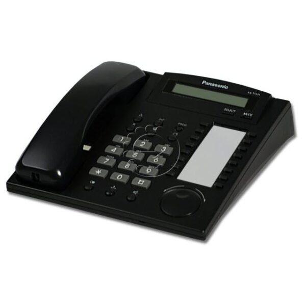 Panasonic KX-T7531 telefoontoestel zwart nieuw
