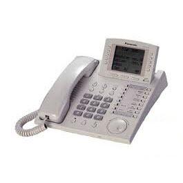 Panasonic KX-T7536 systeemtelefoon wit