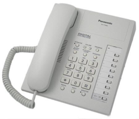 Panasonic KX-T7560 systeemtelefoon