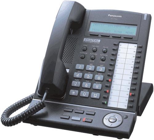 Panasonic KX-T7630 Systeemtelefoon