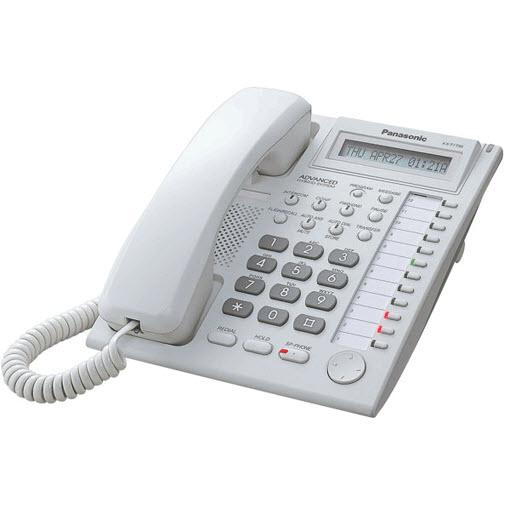 Panasonic KX-T7730 systeemtoestel wit