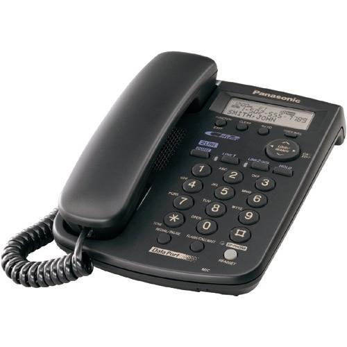 Panasonic KX-TSC11EXB telefoon – Zwart
