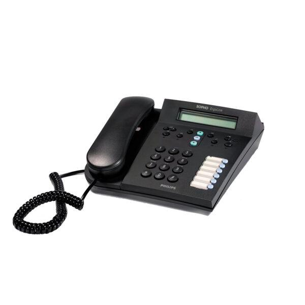 Philips NEC Sopho Ergoline D325-2 Antraciet