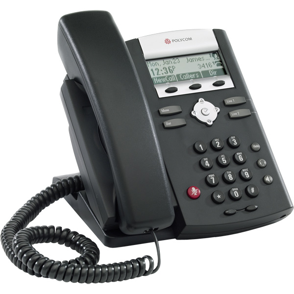 Polycom Soundpoint IP 320 telefoon