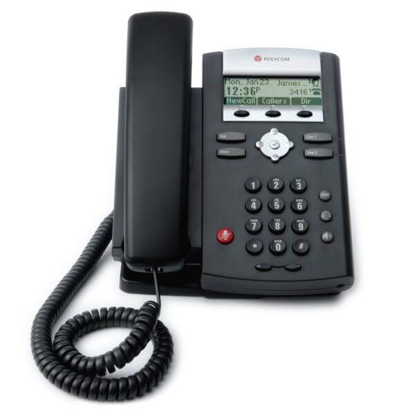 Polycom Soundpoint IP 321 telefoon
