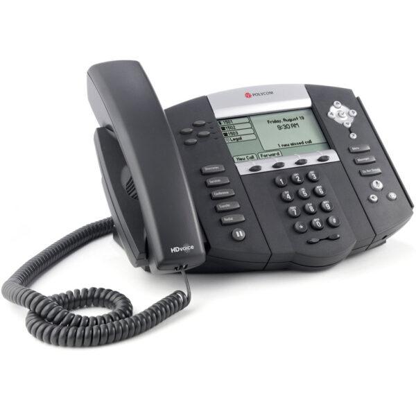 Polycom Soundpoint IP650 IP 650 telefoon