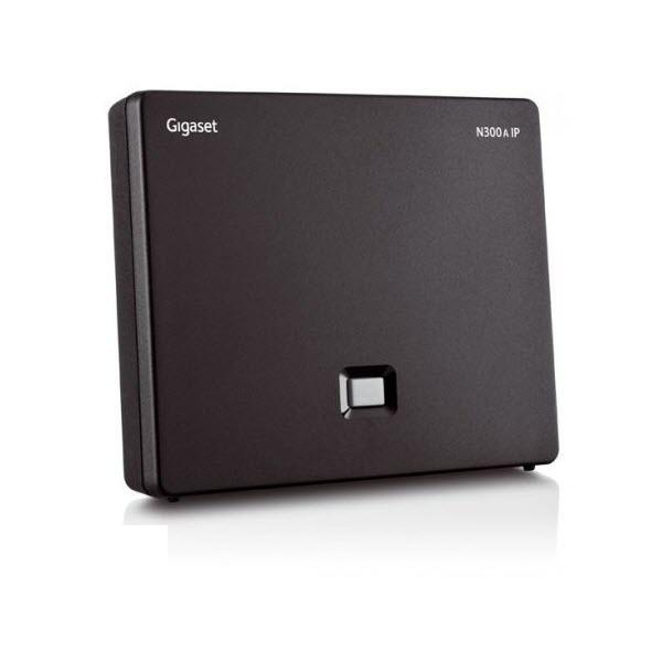 Siemens Gigaset N300A IP basisstation met antwoordapparaat
