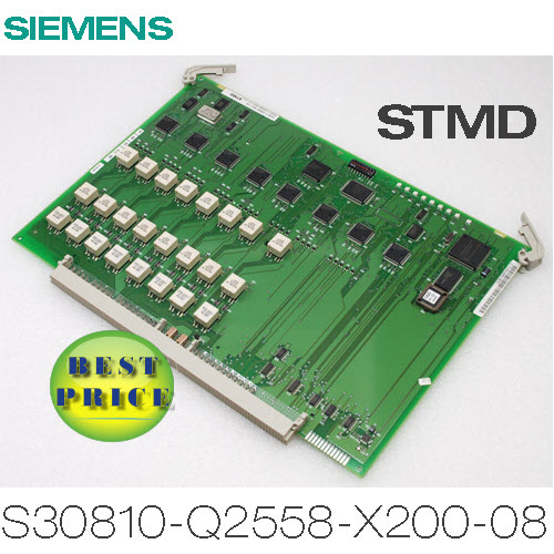 Siemens Hicom Hipath STMD8 STMD S30810-Q2558-X200