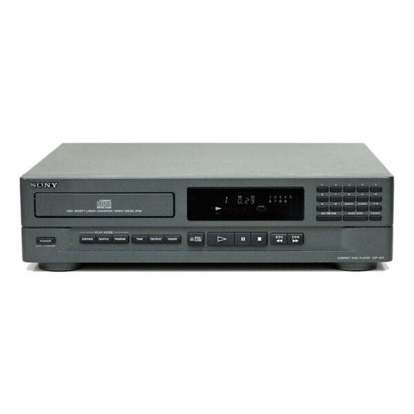 Sony CDP-M12 cd speler
