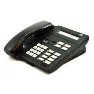Tadiran Coral DKT-1110 black display speakerphone