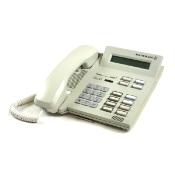Tadiran Coral DKT-1110 white display speakerphone