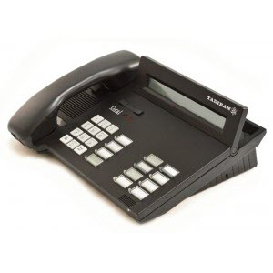 Tadiran Coral DKT-2120 Black Display Phone