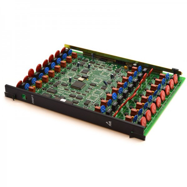 Tadiran Coral IPX 24SFT 24-Circuit Station Card (72449257100)
