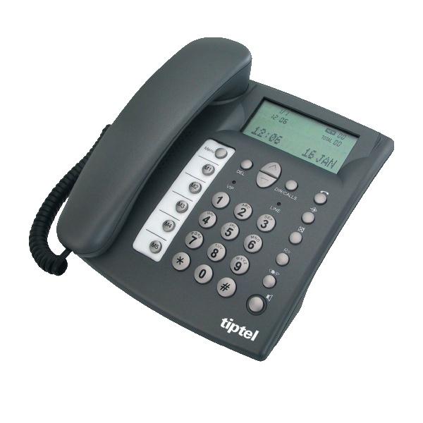 Tiptel 142 clip telefoon toestel