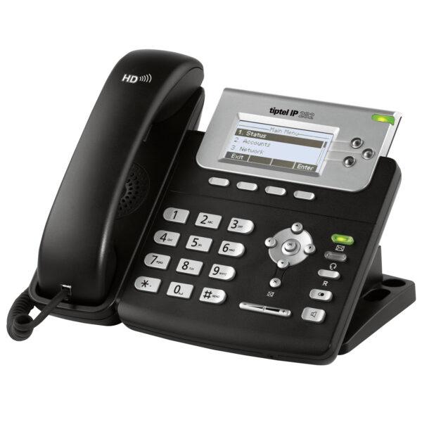 Tiptel ip 282 voip telefoon voor 3 lijnen mkh electronics - Kantoor lijnen ...