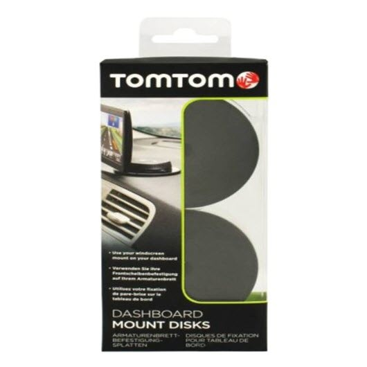tomtom dashboard mount disks mkh electronics. Black Bedroom Furniture Sets. Home Design Ideas