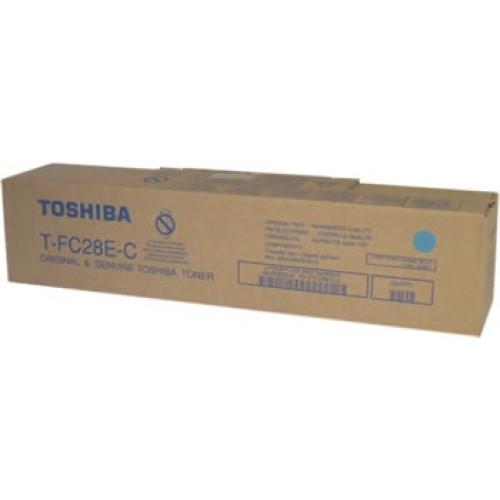 Toshiba T-FC28E-C toner cyan (origineel)