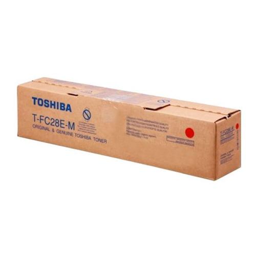 Toshiba T-FC28E-M toner magenta (origineel)
