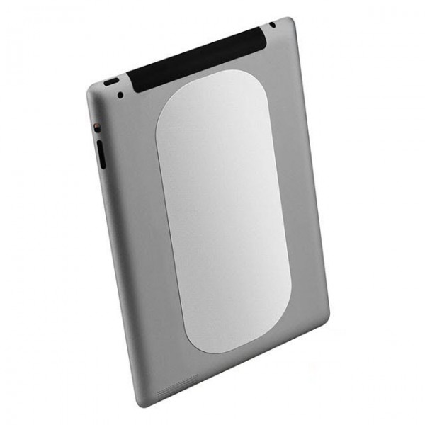 Wrapsol Anti-slip Grip Pad voor iPad – Zilver