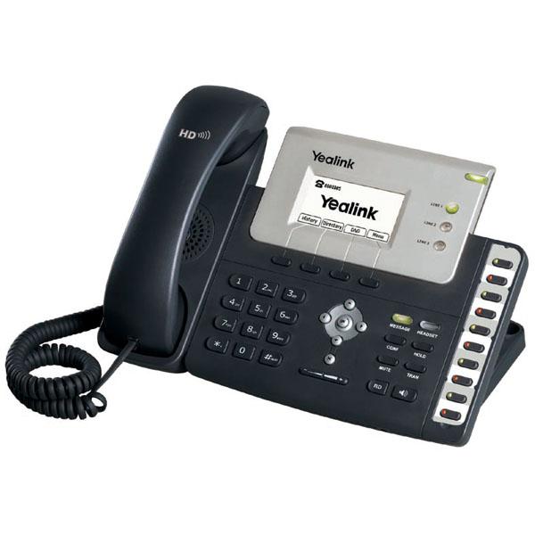 YeaLink SIP-T26P VoIP telefoon