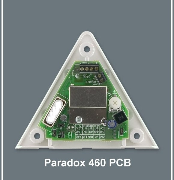 paradox 460_PCB
